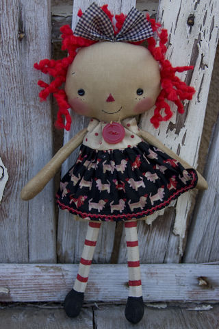 010909 roa1-06 Tiny Annie Doggie Valentine