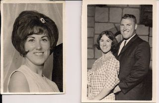Old pictures mom and dad