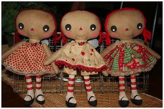 120210 ROA12-01 Christmas Little Girl Annies