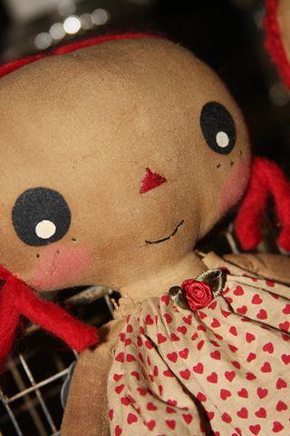010611 Valentine Lil Girl Annie