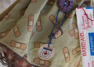 030911 Bella Anne Dress Closeup