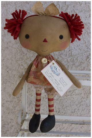 031811 ROA3-15 Bella Annie aka June