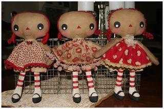 010611 ROA1-01 Valentine Lil Girl Annies