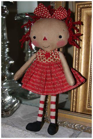 011011 ROA1-07 Be Mine Tiny Annie