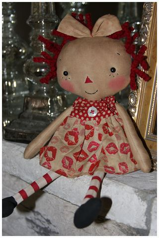 011011 ROA1-10 Valentine Kisses Tiny Annie