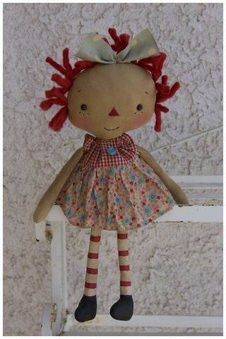 031811 ROA3-16 Tiny Annie Pink Red Floral