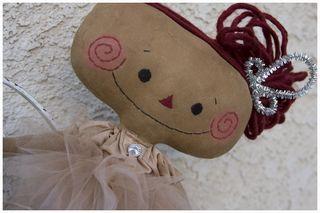 060611 Ballerina Closeup