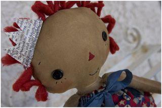 061611 Americana Lil girl annie closeup