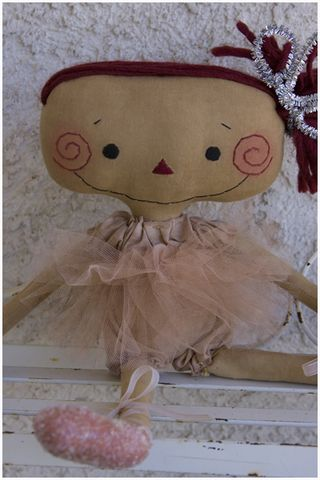 100611 Pink Ballerina
