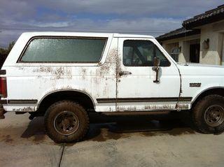 100511 Muddy Bronco