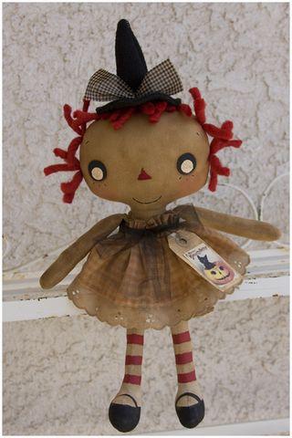 090911 ROA9-10 Halloween Lil Girl Annie