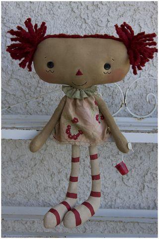 091611 ROA9-25 Sewing Helper Babs Annie