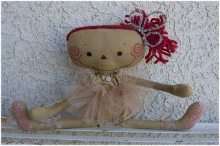 103111 ROA10-23 Ballarina Annie