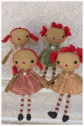071012 Gingham Tiny Annies