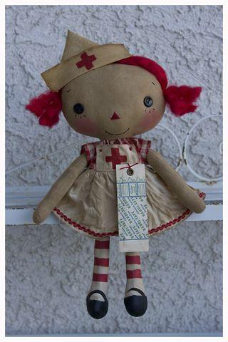 102612 ROA10-27 Lil Girl Nurse