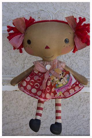 011513 ROA1-16 Cute Valentine Annie