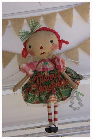 ROA10-06 Merry Christmas Annie